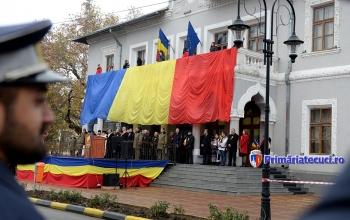 Casa de cutura Ziua Nationla a Romaniei la Tecuci 2017