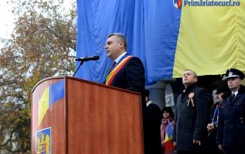 Constantin Hurdubae Ziua Nationla Romaniei la Tecuci 2017