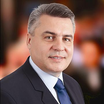 Primarul Municipiului Tecuci Cătălin Constantin Hurdubae