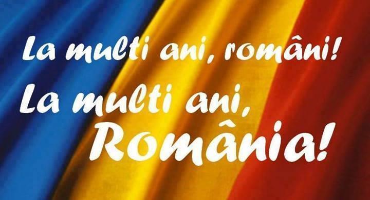Omagierea Zilei Nationale a Romaniei
