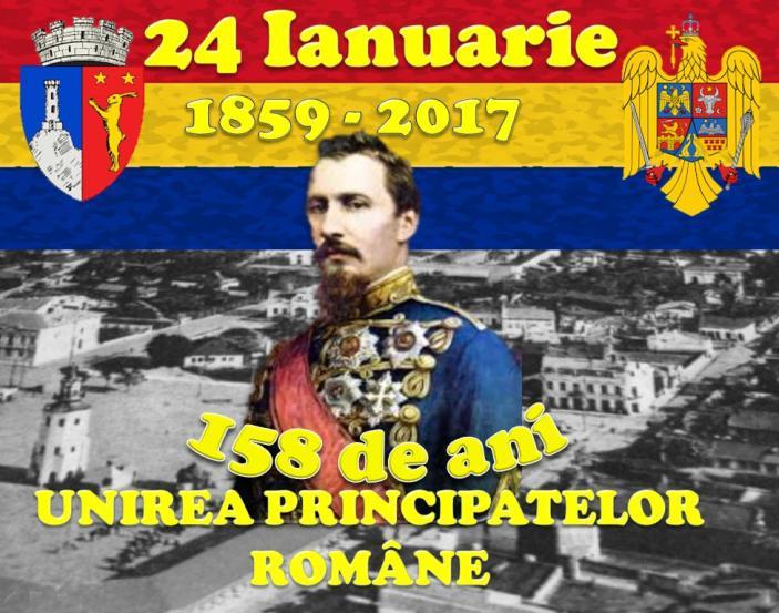 Sarbatoarea nationala a Unirii Principatelor Romane