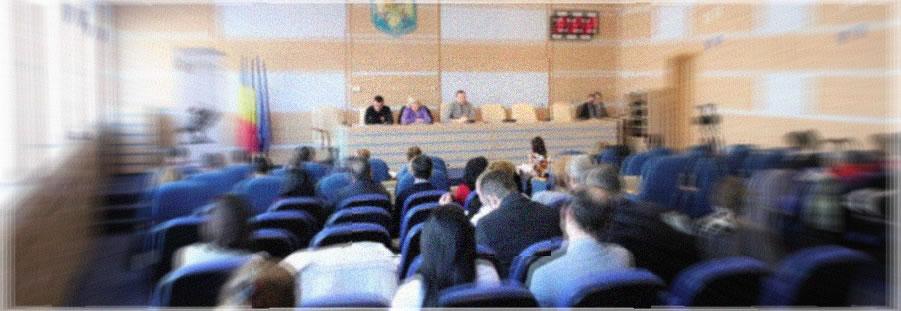 Dezbateri publice organizate de Primaria Municipiului Tecuci