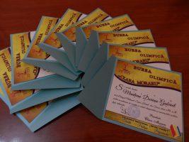 Performanța elevilor de la Spiru Haret,recompensată și în acest an de Clara Lăcrămioara Moraru