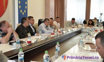 Convocarea Consiliului local Tecuci în şedinţă ordinară, în data de 29 .06.2016 orele 16.00