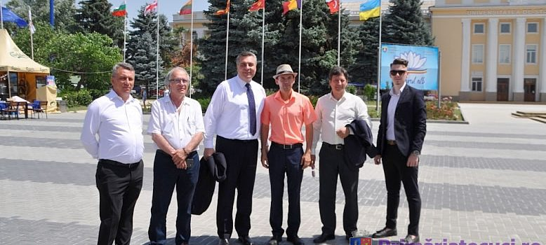 Cahul 2017 - Delegatia Orasului Tecuci