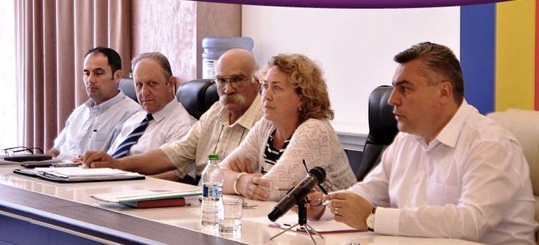 Conferinta de presa Catalin Hurdubae iun-2017