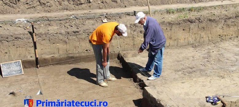Muzeul de istorie Teodor Cincu Tecuci - Situl Arheologic Negrilesti 2017
