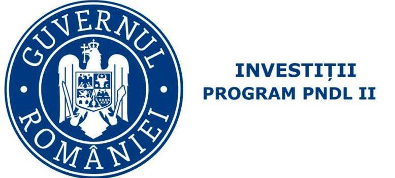 PNDL II investitii la Tecuci