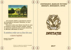 invitatie fata