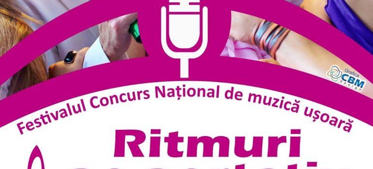 """Festivalul Național """"Ritmuri pe portativ"""""""
