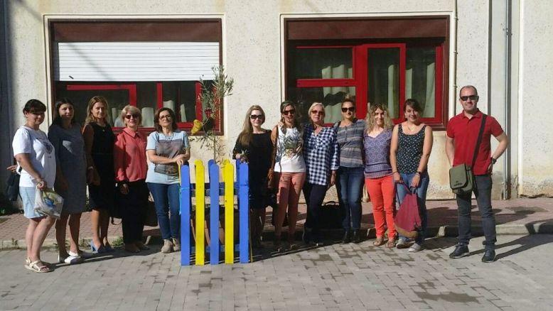 """Proiectul Erasmus, care se desfăşoară la Şcoala gimnazială """"Elena Doamna"""" Tecuci - 1"""
