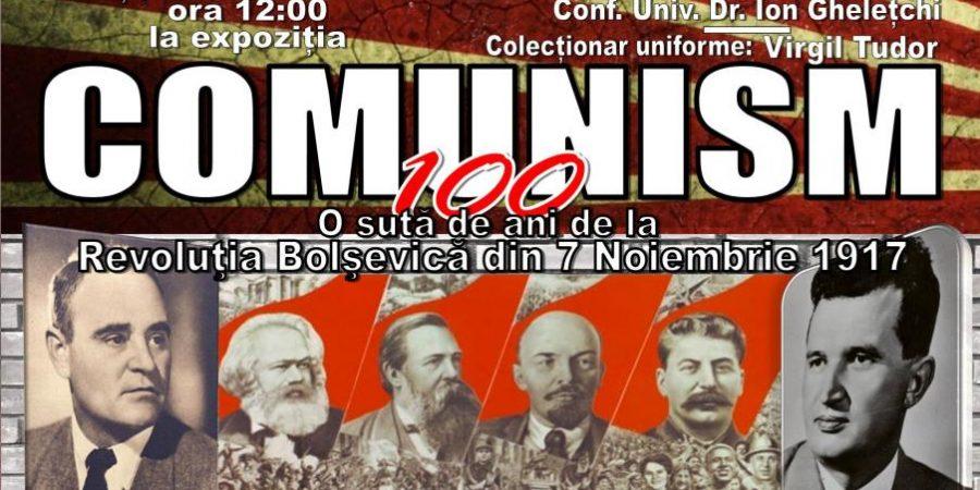 Expozitia Comunism 100