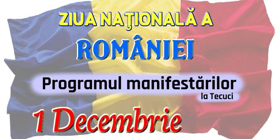 1 Decembrie pentru cei ce trăiesc și simt românește