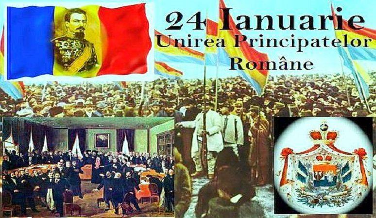 24 Ianuarie 1859 Ziua de aur a veacului al XIX-lea