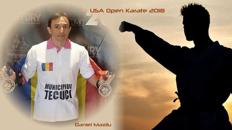 Daniel-Mazilu-medaliat-la-USA-Open-Karate-2018