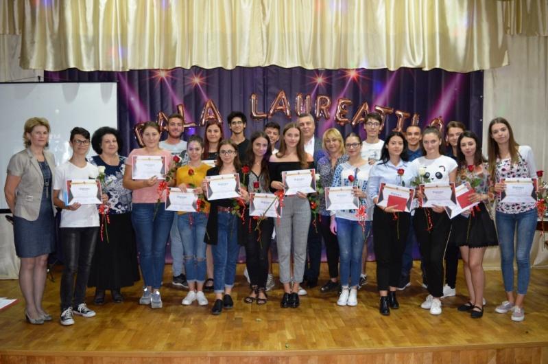 Gala Laureaților Casa de Cultura Tecuci sept 2018