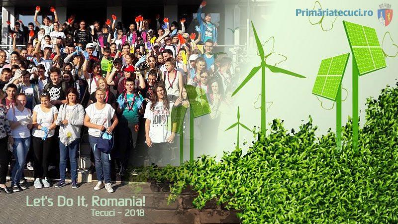 Let′s Do It România a mobilizat peste 400 de voluntari