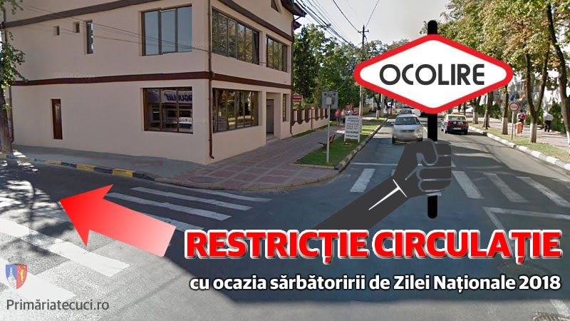 Restrictionare circulatie rutiera