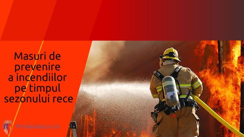 Masuri de prevenire incendii