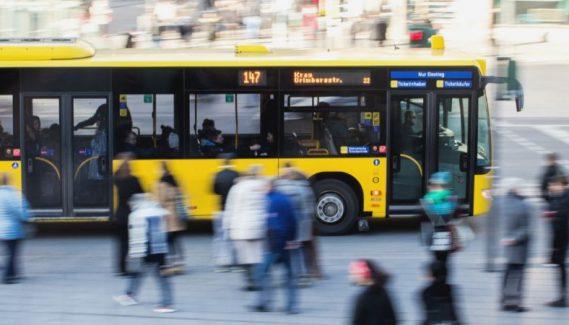 Asigurarea serviciului transport public