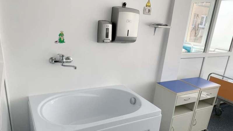 """Secția de pediatrie a Spitalului municipal """"Anton Cincu"""" 2"""