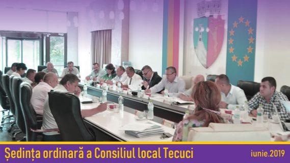 Sedinta ordinara iunie 2019