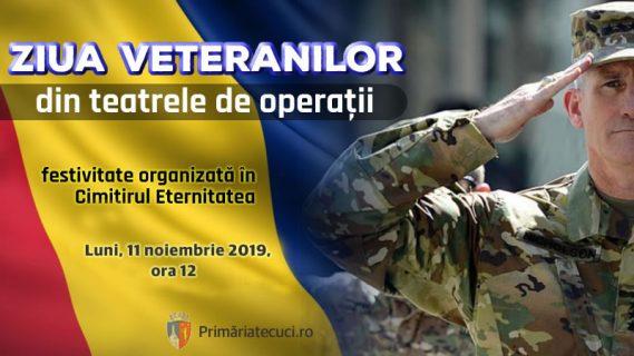 11 noiembrie Ziua Veteranilor