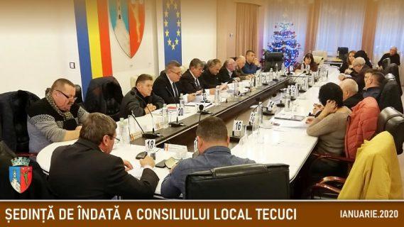 Sedinta CL 2020 Tecuc
